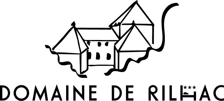 hotel restaurant ardeche-logo-domaine de rilhac-saint agreve.